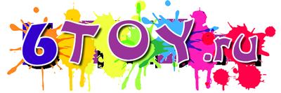 """Магазин игрушек """"6Toy"""""""